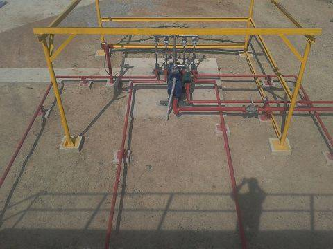 USB 18/5 at Oil Refinery Plant