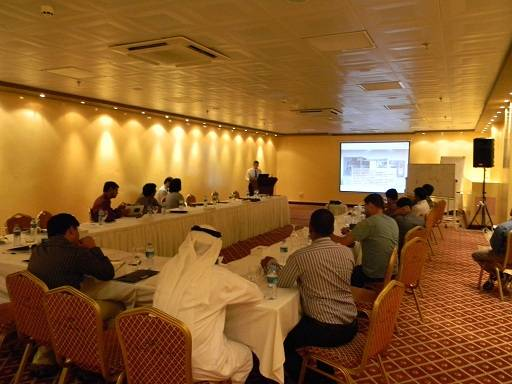 Seminar in Kuwait and Quatar
