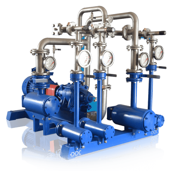Ethanol blending system